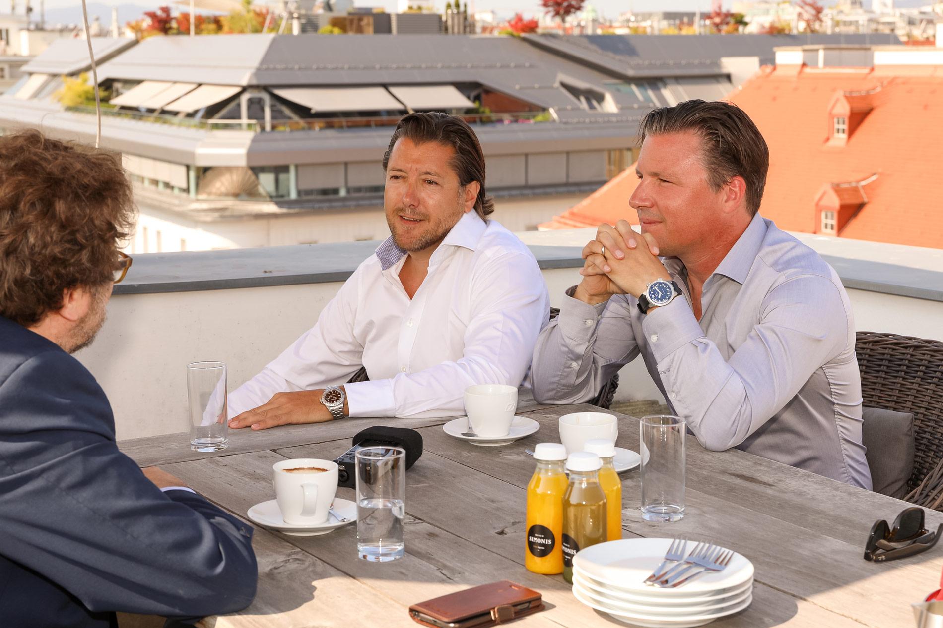 MODESTA REAL ESTATE-Geschäftsführer im Gespräch mit dem ImmoFokus über Corporate Real Estate Services
