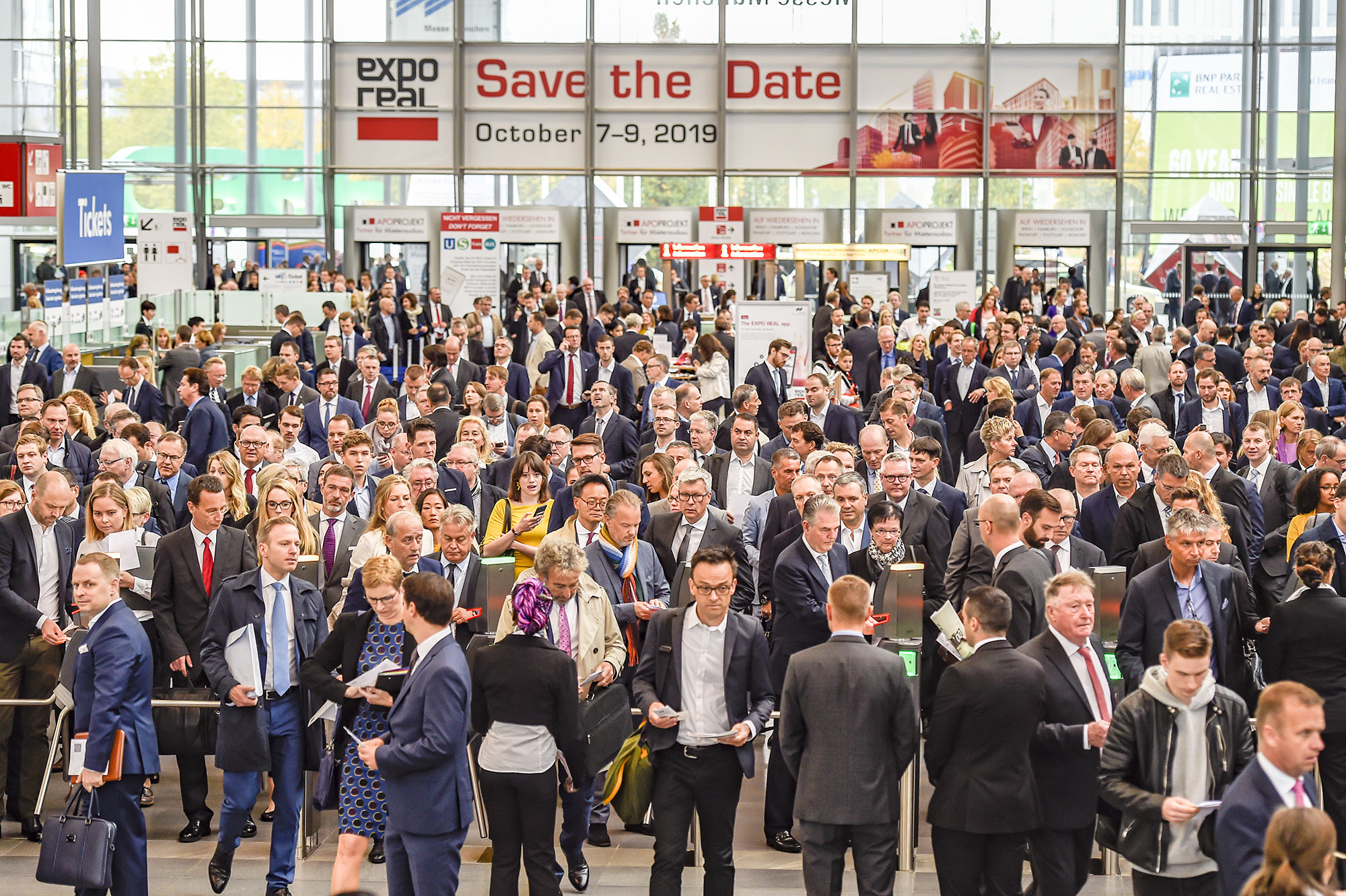 MODESTA REAL ESTATE AUF DER EXPO REAL 2018