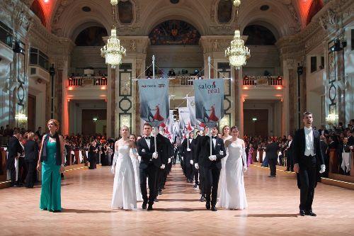 Modesta Real Estate auf dem Ball der österreichischen Immobilienwirtschaft 2018 in Wien vertreten