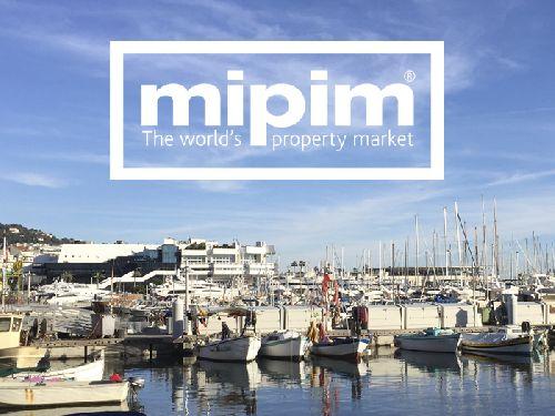 Modesta Real Estate auf der Mipim 2018 in Cannes vertreten