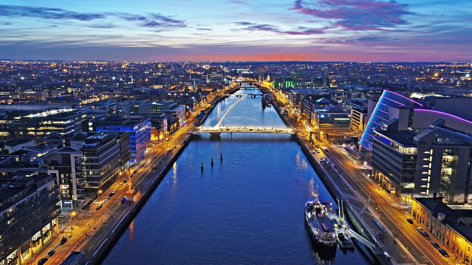Modesta Real Estate auf dem SIOR Europe – Lunch und Networking in Dublin