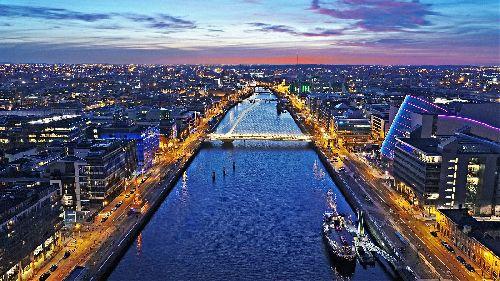 Modesta Real Estate auf dem SIOR Europe – Lunch und Networking in Dublin