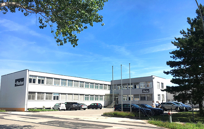 Modesta Real Estate berät Parker beim Verkauf ihres ehemaligen Firmenstandorts in Österreich