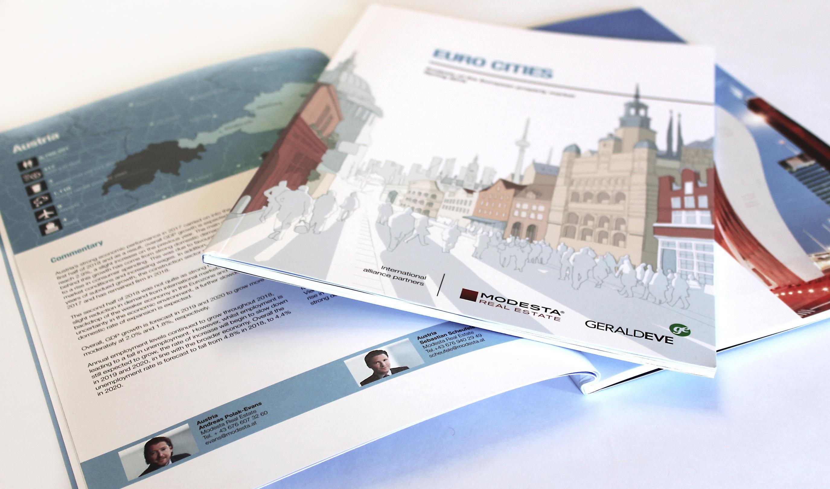 Wien/ Bratislava: Weiterhin vielversprechende Aussichten auf dem Gewerbeimmobilienmarkt