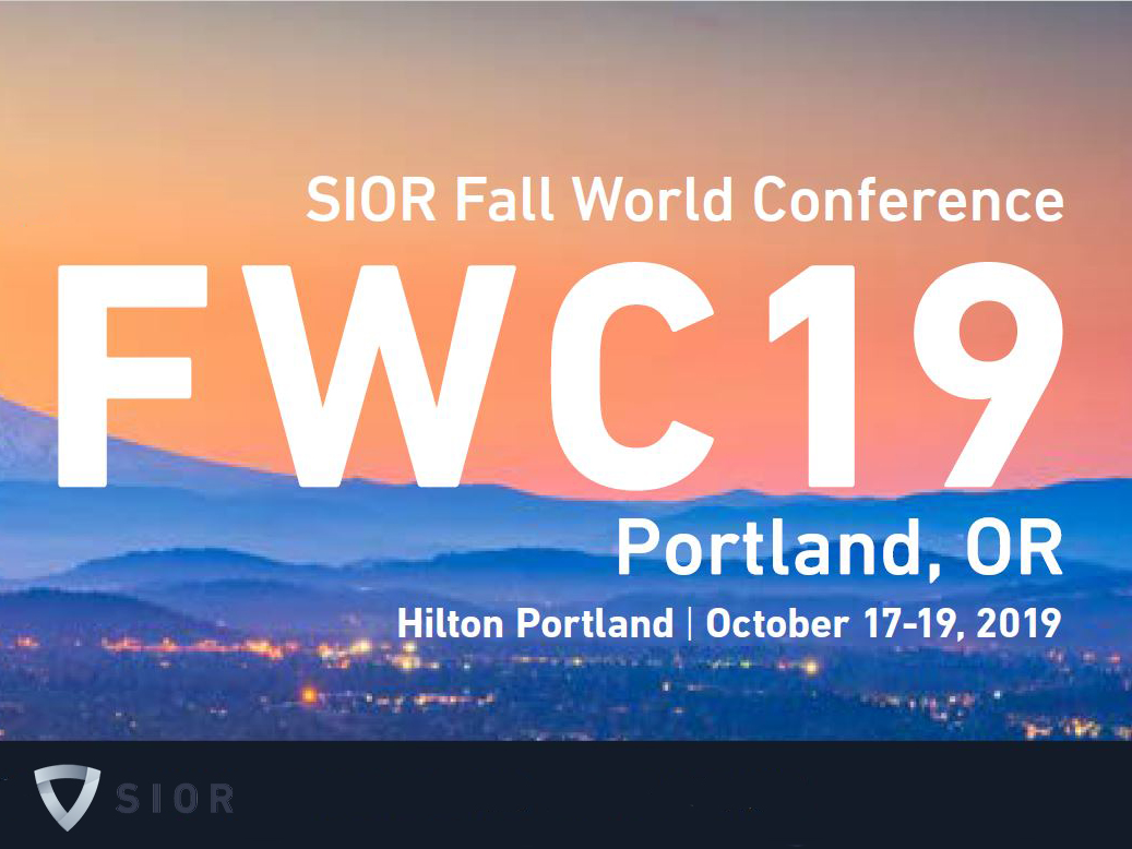 Modesta Real Estate auf der SIOR Fall World Conference in Portland