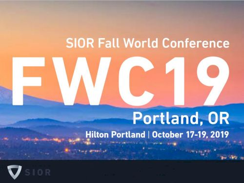Modesta Real Estate at SIOR Fall World Conference in Portland