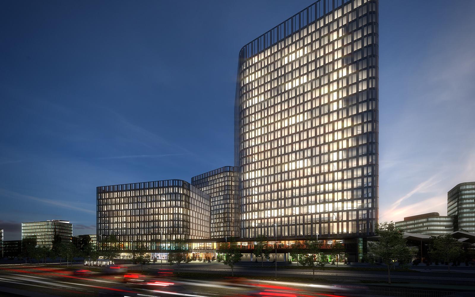 """Modesta Real Estate arrangiert neue Österreichzentrale für Refinitiv im """"THE ICON VIENNA"""""""