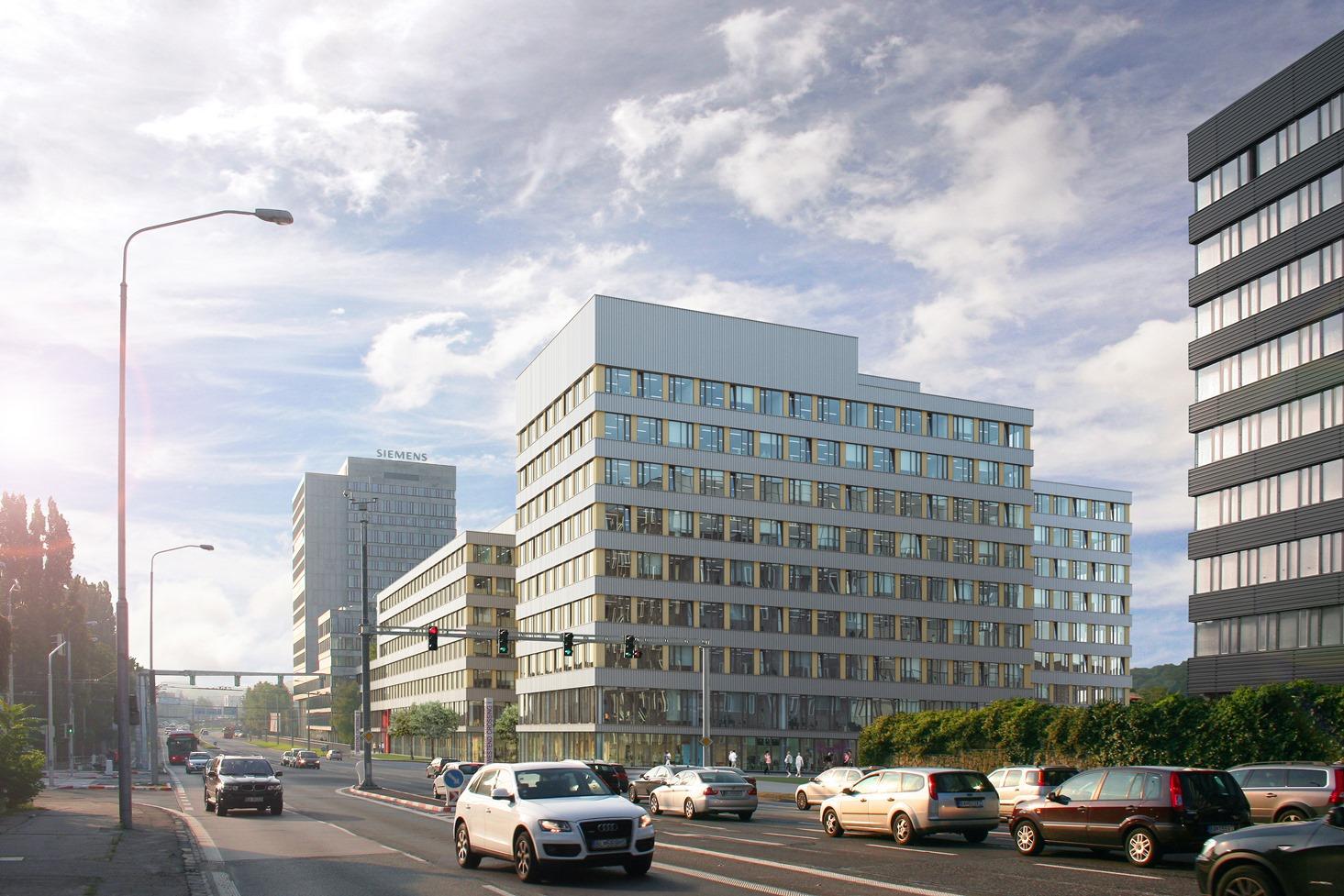 Modesta Real Estate vermittelt neue Firmenzentrale an Yamaha Motor Europe im Westend Plazza