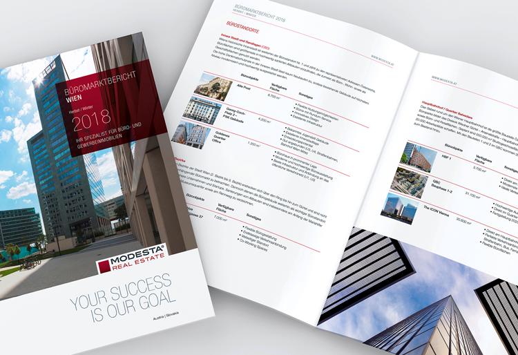 Büromarktbericht 2018 – Wiener Büromarkt bleibt stabil