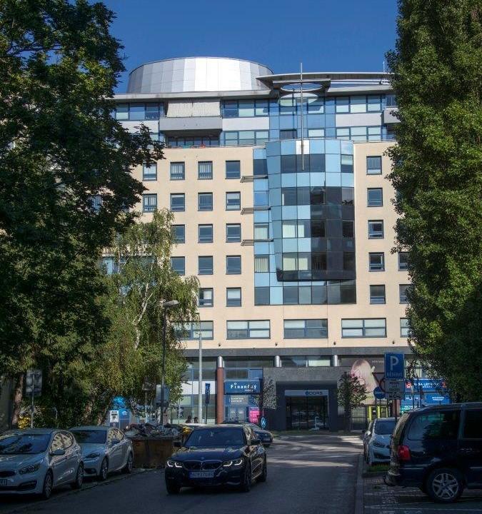 Modesta Real Estate vermittelt neues Büro an eine Zweigstelle der Allianz - Slovenská poisťovňa in Bratislava