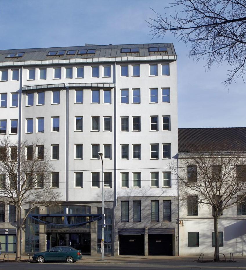 Modesta Real Estate vermittelt für DMV medien & verlags GmbH