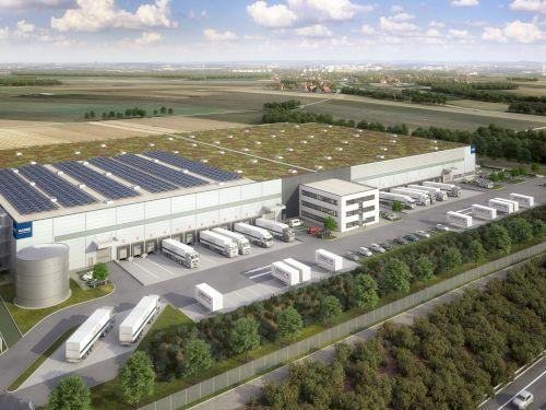 Modesta Real Estate berät Garbe Industrial Real Estate bei der  Akquisition eines Entwicklungsgrundstücks