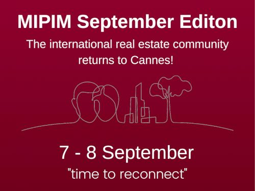 Modesta Real Estate auf der MIPIM 2021 in Cannes
