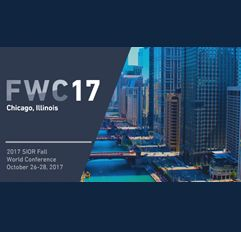 MODESTA REAL ESTATE AUF DER 2017 SIOR FALL WORLD CONFERENCE IN CHICAGO